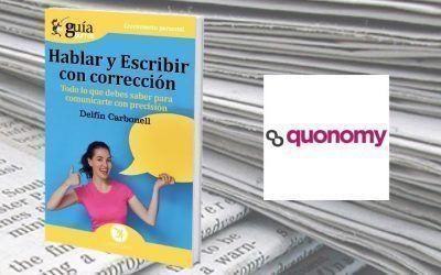 Entrevista a Delfín Carbonell en la revista Quonomy